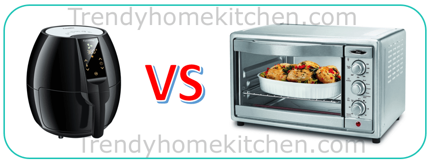 air fryer vs convection oven which is better at baking trendy home kitchen. Black Bedroom Furniture Sets. Home Design Ideas